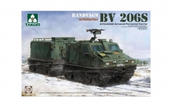 2083         Bandvagn Bv 206S Articulated Armored Personnel Carrier