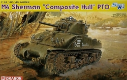"6441         M4 Sherman (""composite hull\"", PTO - Pacifiс theater operation)"