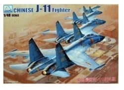 80398	 Chinese J-11 fighter