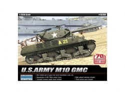 13288    САУ  US ARMY M10 GMC Anniv.70 Normandy Invasion 1944