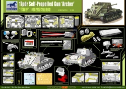 17 pdr Self-Propelled Gun  Archer