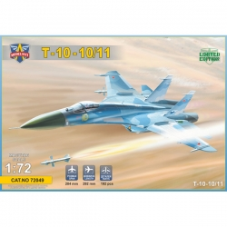 MSVIT72049  T-10-10/11 Advanced Frontline Fighter (AFF) prototype