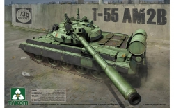 2057	   DDR Medium Tank T-55 AM2B