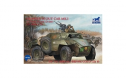 35016	  Humber Scout Car Mk. I w/twin k-gun  (D-day version)